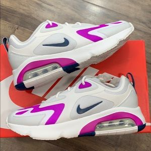 NIKE W AIR MAX 200 running shoes